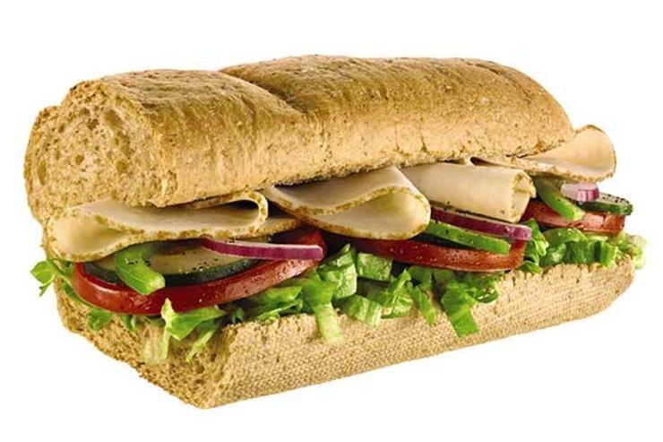 Subway http://www.menshealth.com/nutrition/best-fast-food-meals-for-men?slide=5