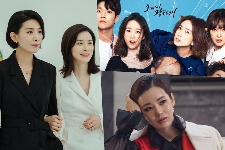 """""""Mine"""" Ends On Its Highest Ratings Yet + """"Revolutionary Sisters"""" And """"Love (Ft. Marriage And Divorce) 2"""" Soar To New Highs"""