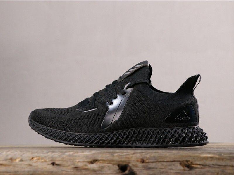 horario en Refrigerar  Adidas Alphaedge 2 4D Black | Black, Black sneaker, Adidas
