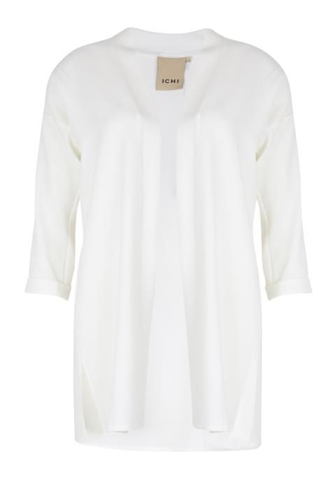 Americana/ Kimono en color blanco.