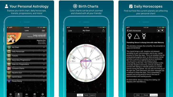 7 Best Astrology Apps in 2018 Apps to Follow