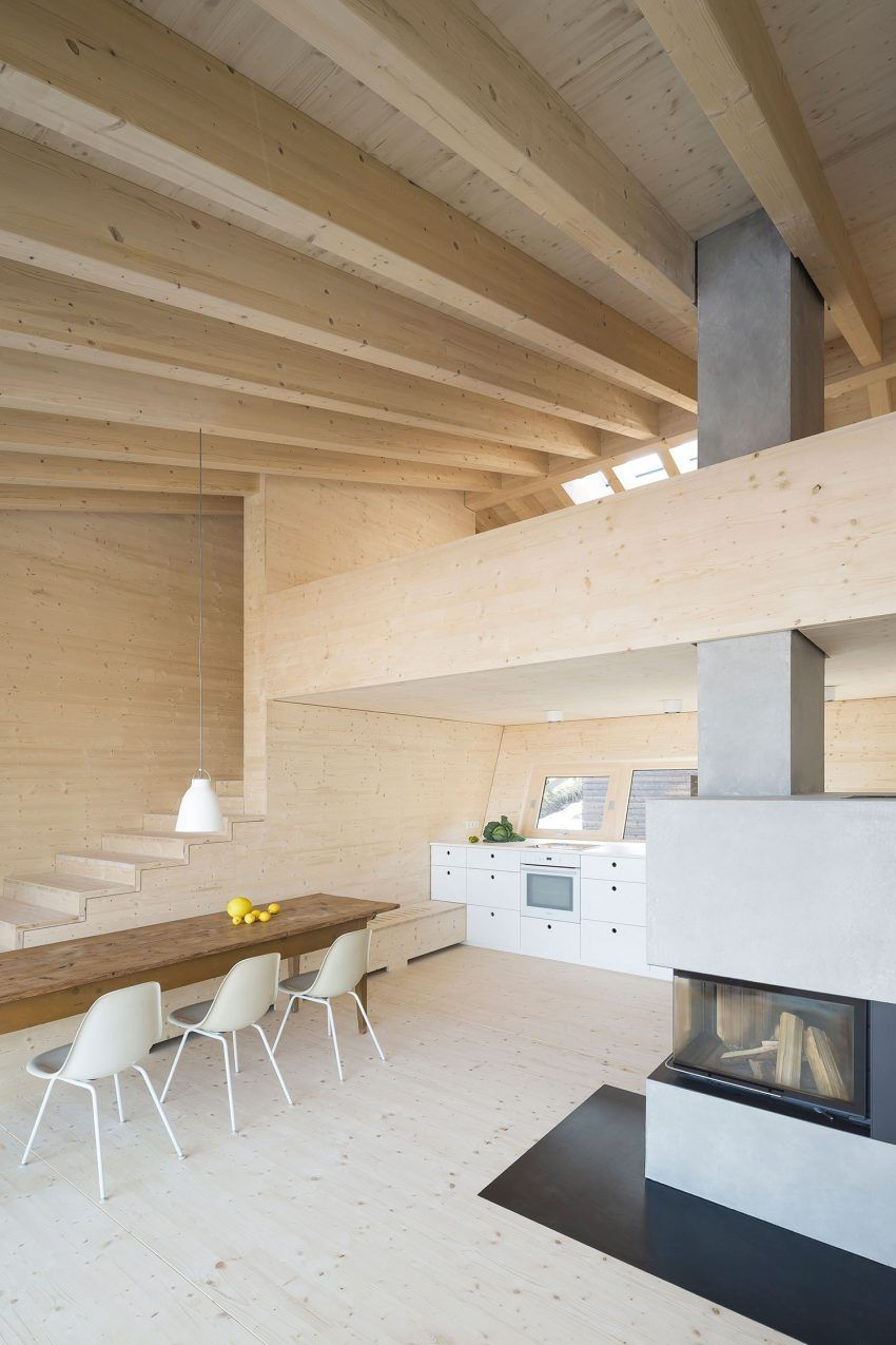 Yonder – Architektur Und Design Creates a Holiday Home for a Family ...