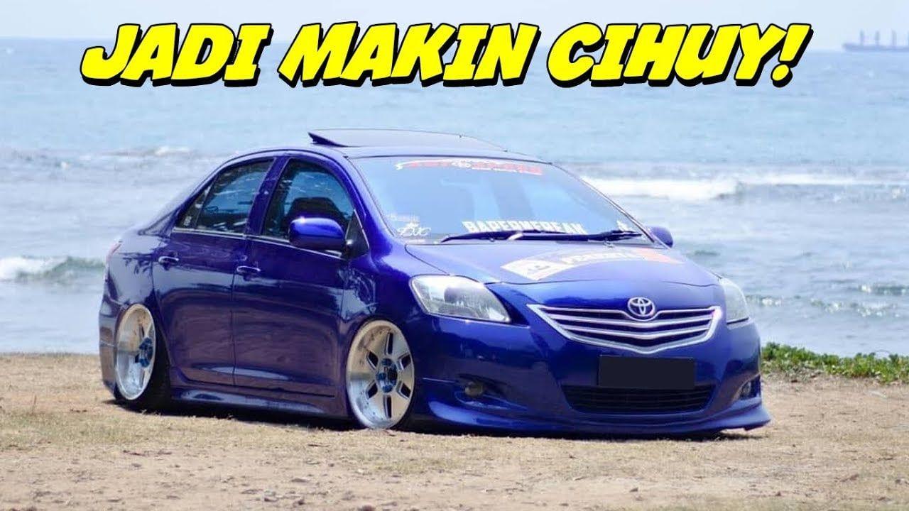 Modifikasi Mobil Toyota Vios Ceper Modifikasi Mobil Mobil Toyota