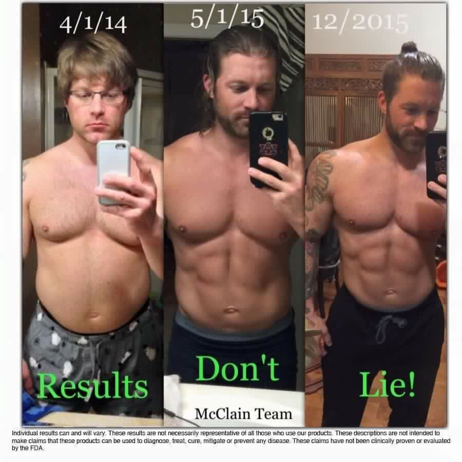 Results Don't Lie ️These are results from using the It