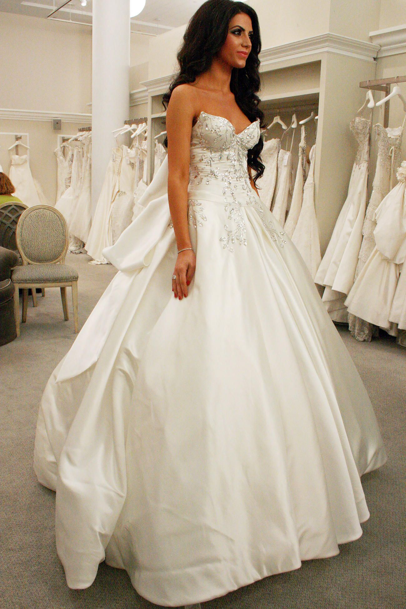 This Photo Gallery Features Wedding Dress Pictures Of Some The Most Glamorouost Expensive Gowns From Kleinfeld
