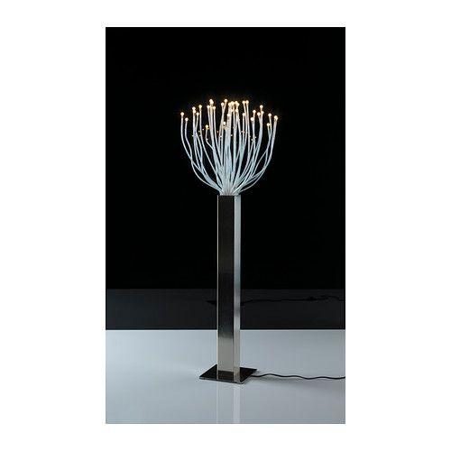 Stranne Staande Led Lamp Ikea De Led Lichtbron Verbruikt