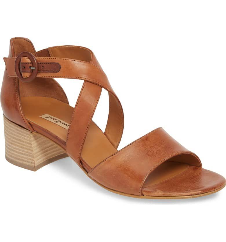 Paul Green Sally Quarter Strap Sandal