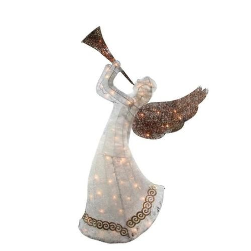 60\ - outdoor angel christmas decorations