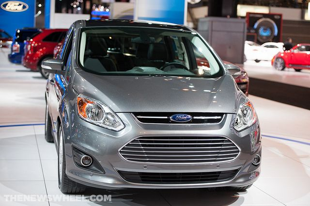 Ford Teases World With Next C Max Teaser Ford C Max Hybrid Ford