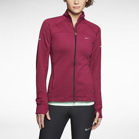 6d6a130d9455 Nike Element Thermal Full-Zip Women s Running Jacket