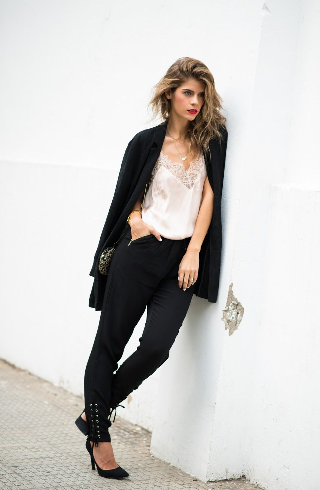 Ms Treinta - Fashion blogger - Blog de moda y tendencias by Alba.: Sunday night