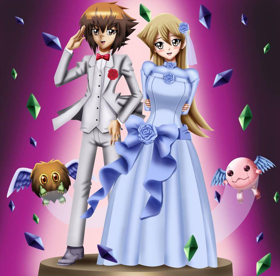 Ygo Gx Fianceshipping Ritual Sanctuary By Sincity2100 Yugioh Collection Anime Love Couple Yugioh
