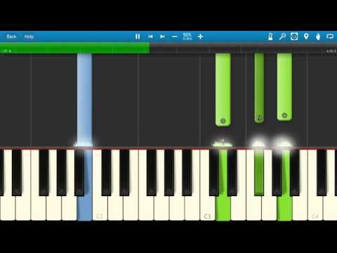 The Weeknd - Tell Your Friends - Piano Tutorial - How to play Tell Your ...