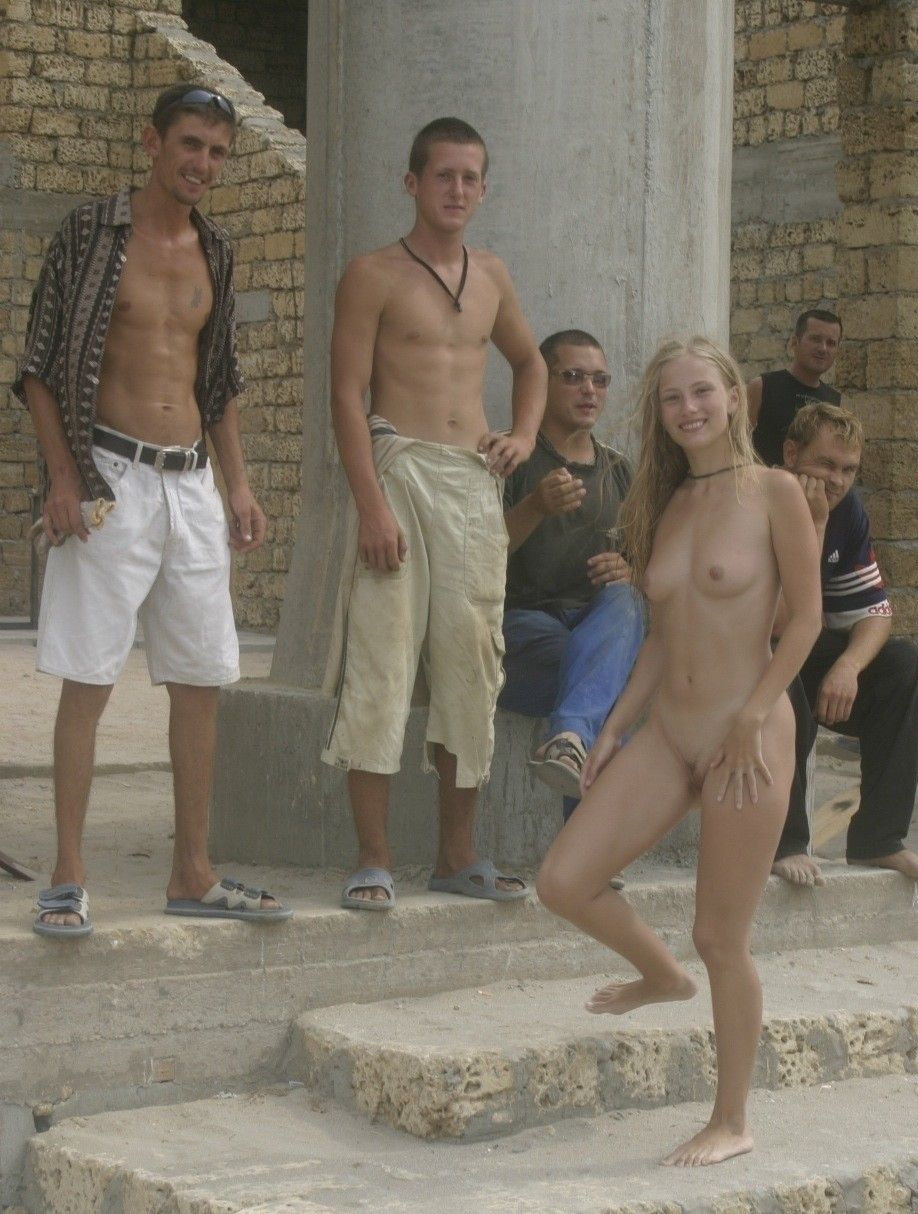 forced nudity porn