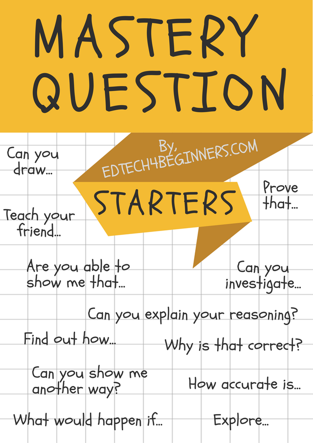 Maths Mastery Questions Starters | Classroom ideas: Math | Pinterest ...