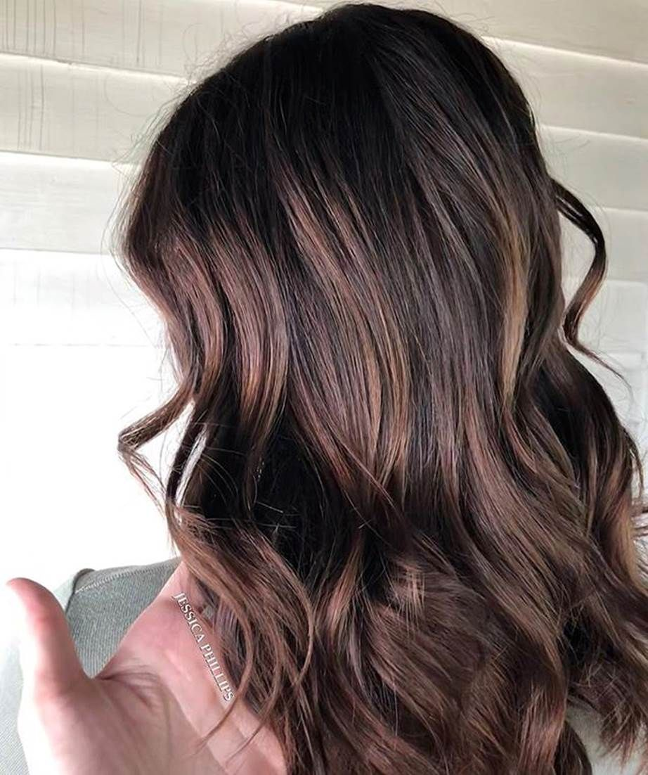 Summer Hair Colour Trends For 2019 Coffee Hair Color Summer