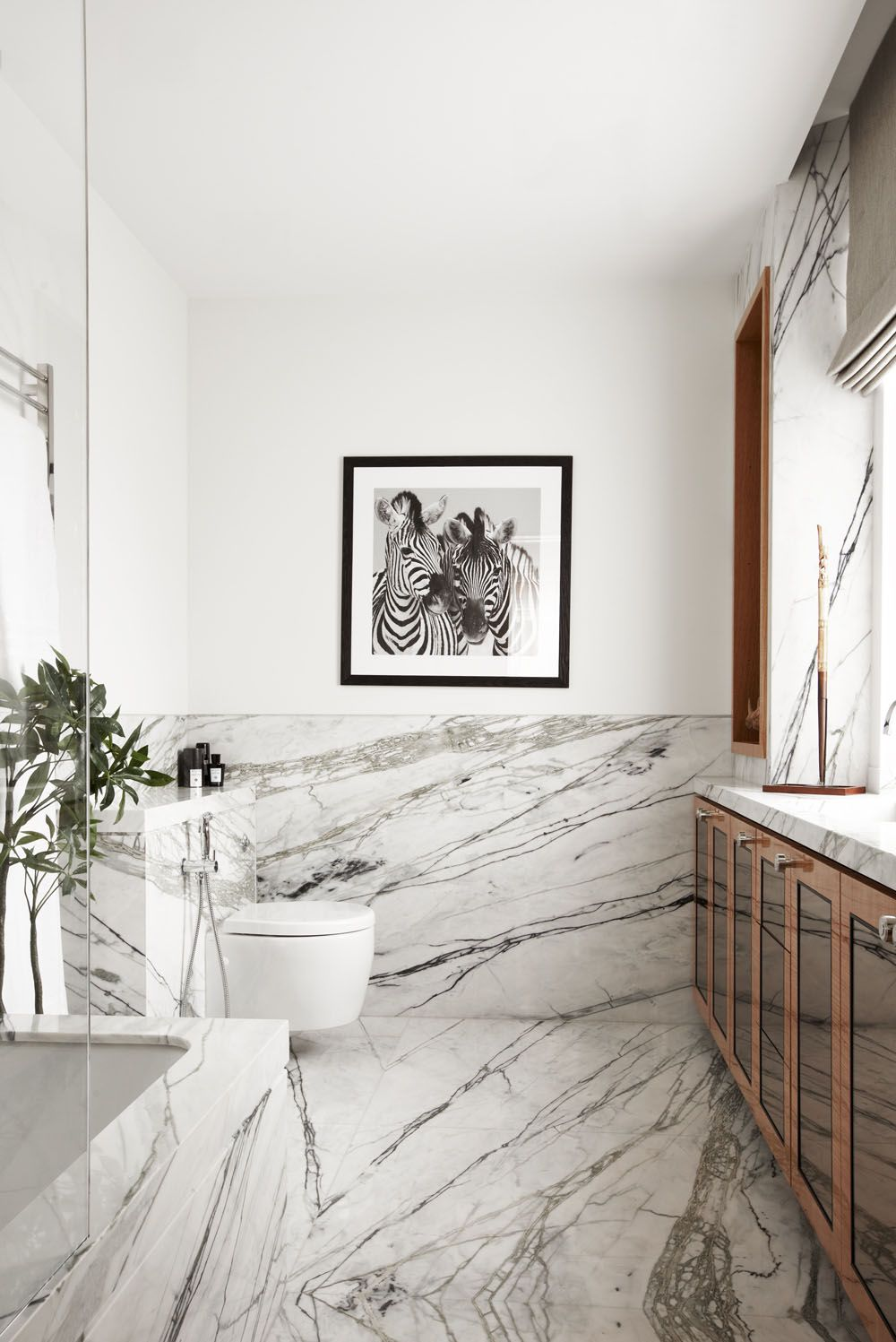 Love this Bathroom, Simple and Sophisticated. See more inspirations ...