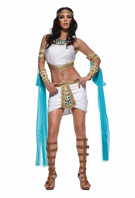 Egyptian Queen fashion | Adult Egyptian Costumes - Shop ...