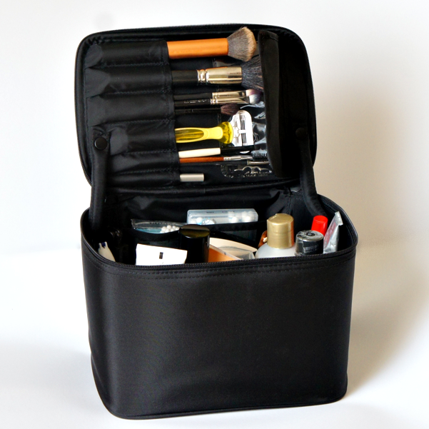 3ab3cab474 Muji Vanity Case More. Find this Pin and more on hair cuts by Manpreet  Syal. Tags. Travel Cosmetic Bags