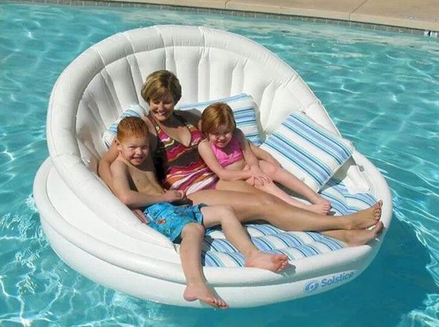 Swim University The Ultimate Guide To Pool Hot Tub Care Swimming Pool Floats Pool Lounger Inflatable Pool