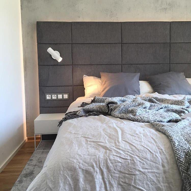 Modern Contemporaryhome Design: Nordlux MIB 6 GU10 Wall Light - White