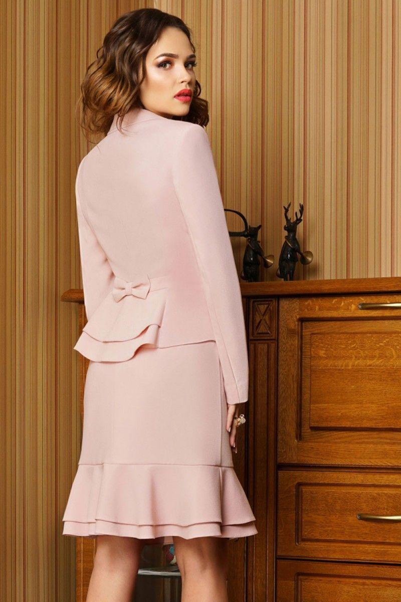 Костюм юбочный Lissana 3360 | tayer | Pinterest | Trajes para dama ...