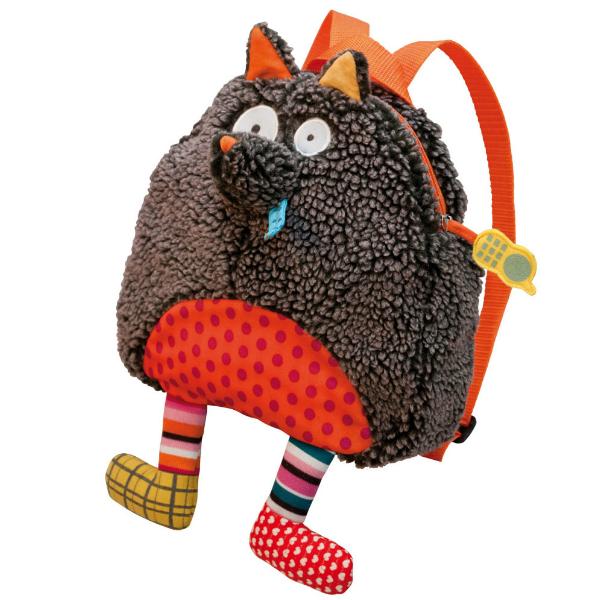 Crazy Cuddly Wolf Backpack #ReadyforSchool