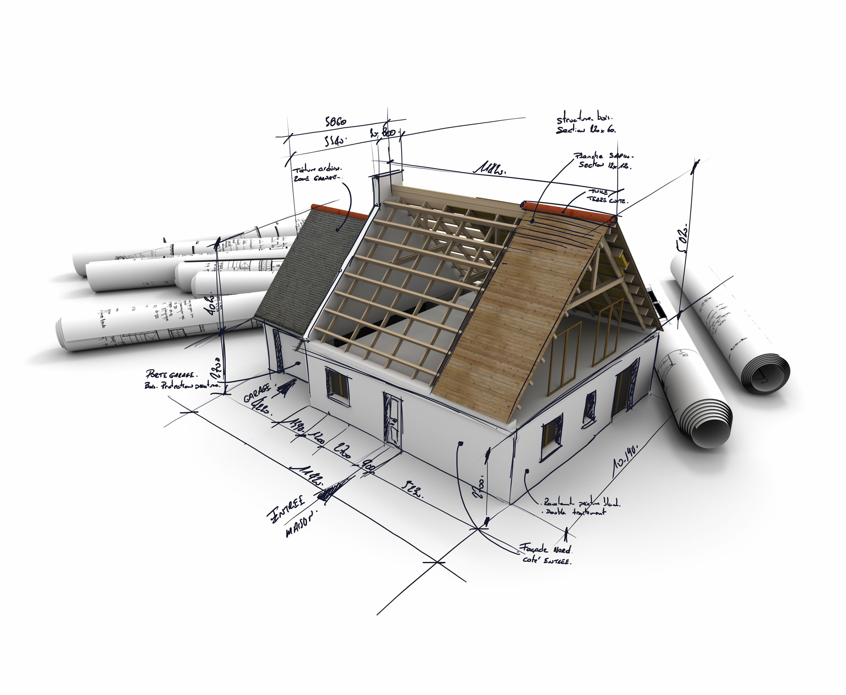 Building A House project of building a house | house plans and ideas | pinterest