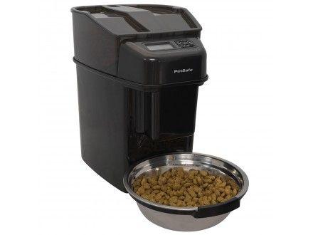 Healthy Pet Simply Feed™- Feed your pet Automatic, portion-controlled meals