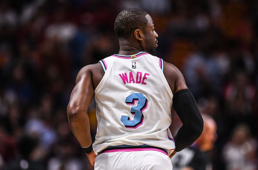 How the Miami Heat created the best NBA jerseys of all