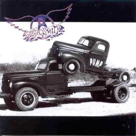 Aerosmith Pump Album Cover Parodies Rock Album Covers Album Covers Album Cover Art