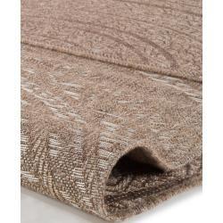 Photo of Benuta Plus tapis intérieur & extérieur toile marron 100×150 cm – pour balcon, terrasse & jardin