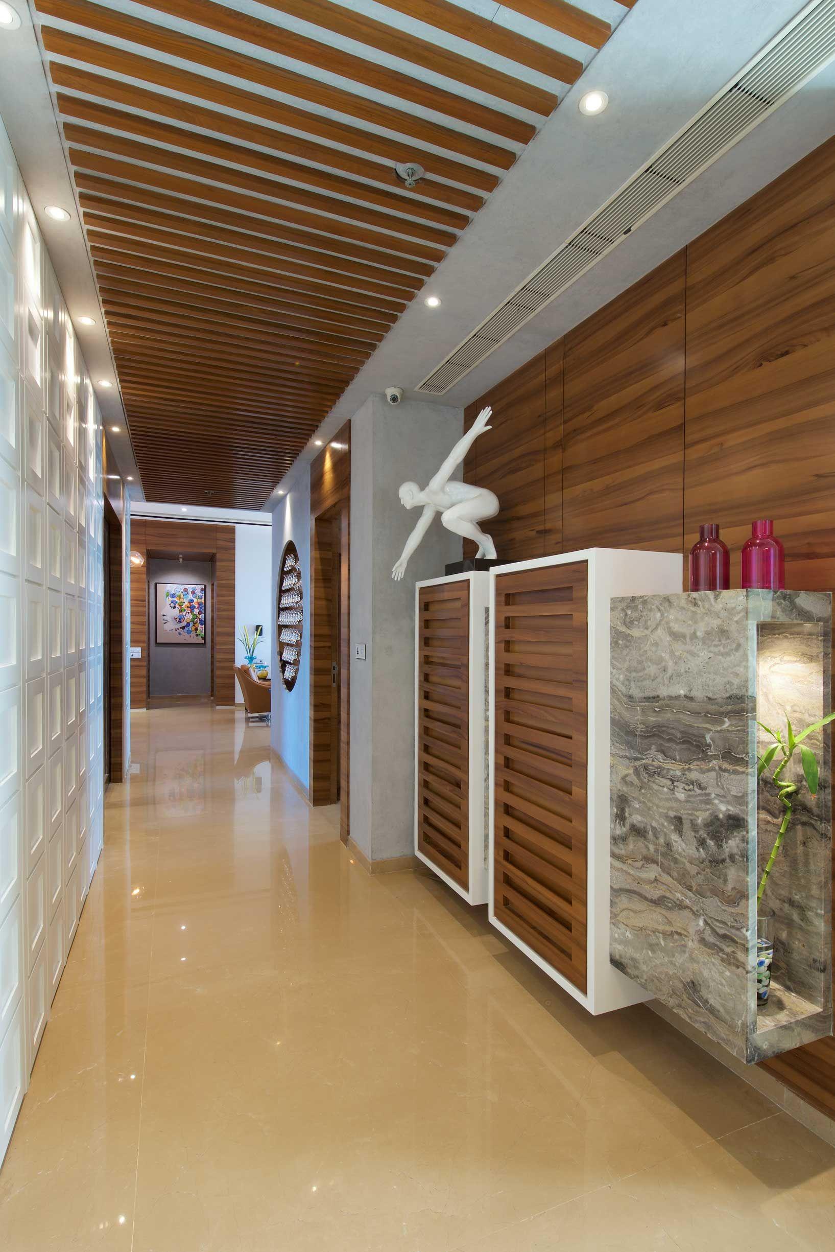 Award winning house at kk nagar chennai designed by ansari architects - Interior Design Project Mehta Residence From Gaurav Kharkar Associates