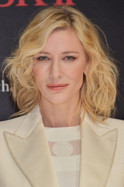 Cate Blanchett Stacked Bob Haircut Medium Bob Haircuts