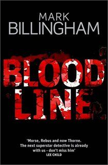 BLOODLINE (Tom Thorne series) by Mark Billingham
