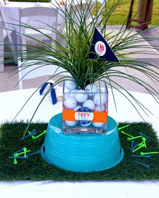 An Adorable Golf Birthday Par-TEE! by Nico and LaLa