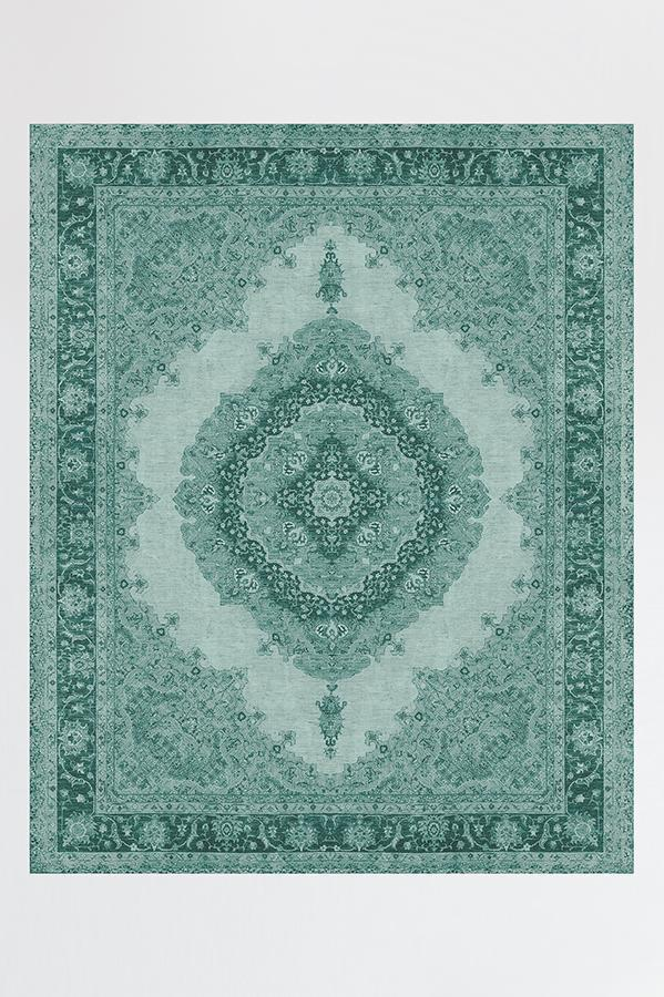Best Victoria Teal Green Rug Taupe Rug Grey Rugs Washable Rugs 400 x 300