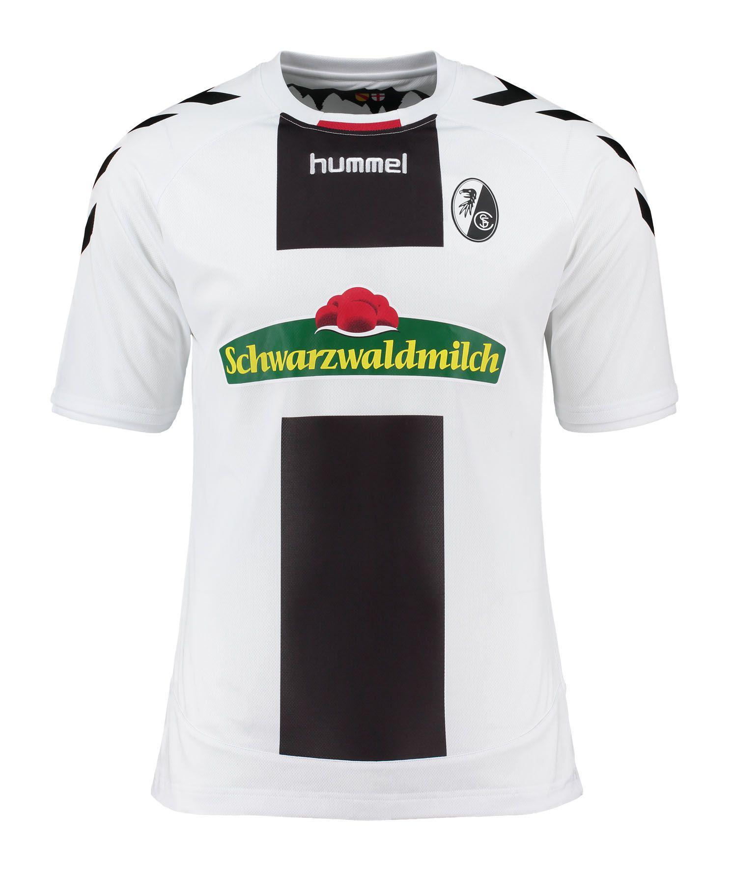 ae6cbd44d3e SC Freiburg (Germany) - 2016 2017 Hummel Away Shirt