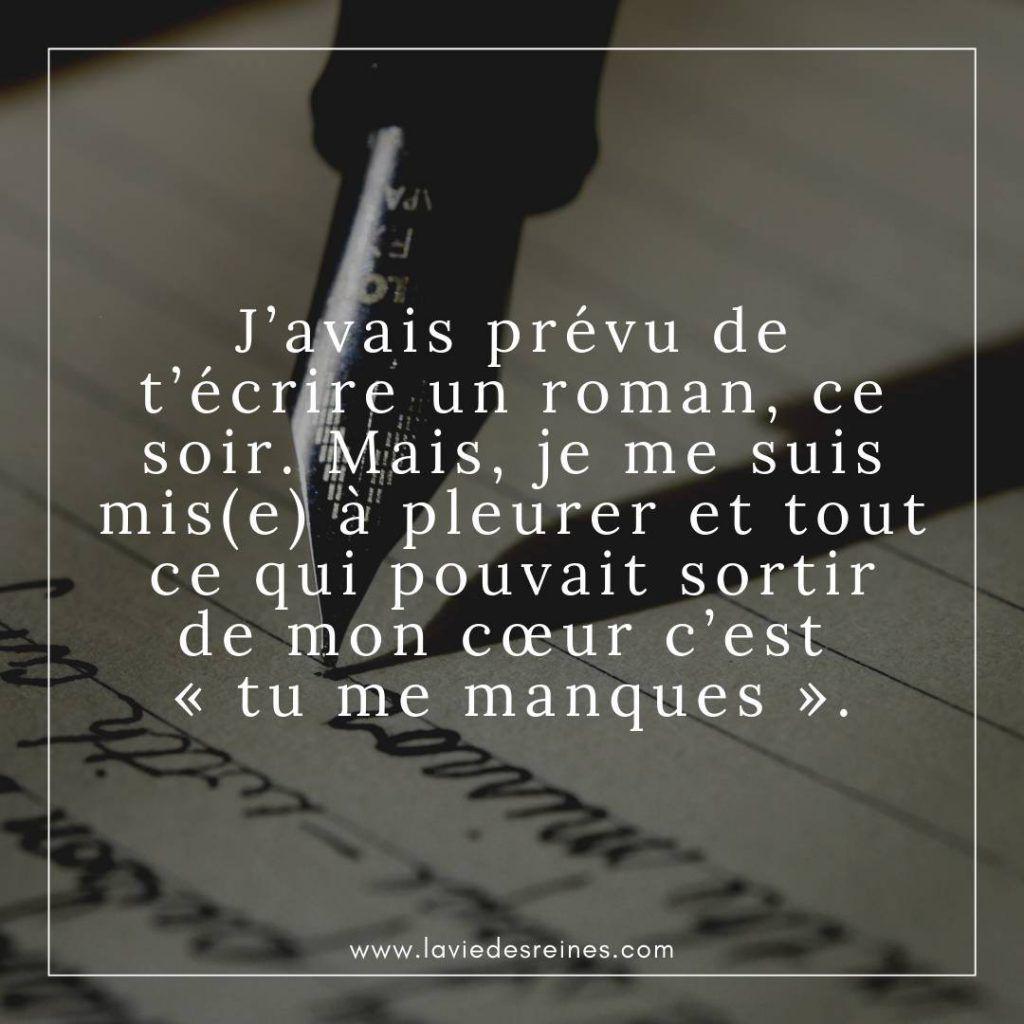 100 Sms Damour Pour Lui Dire Quil Ou Elle Vous Manque 90