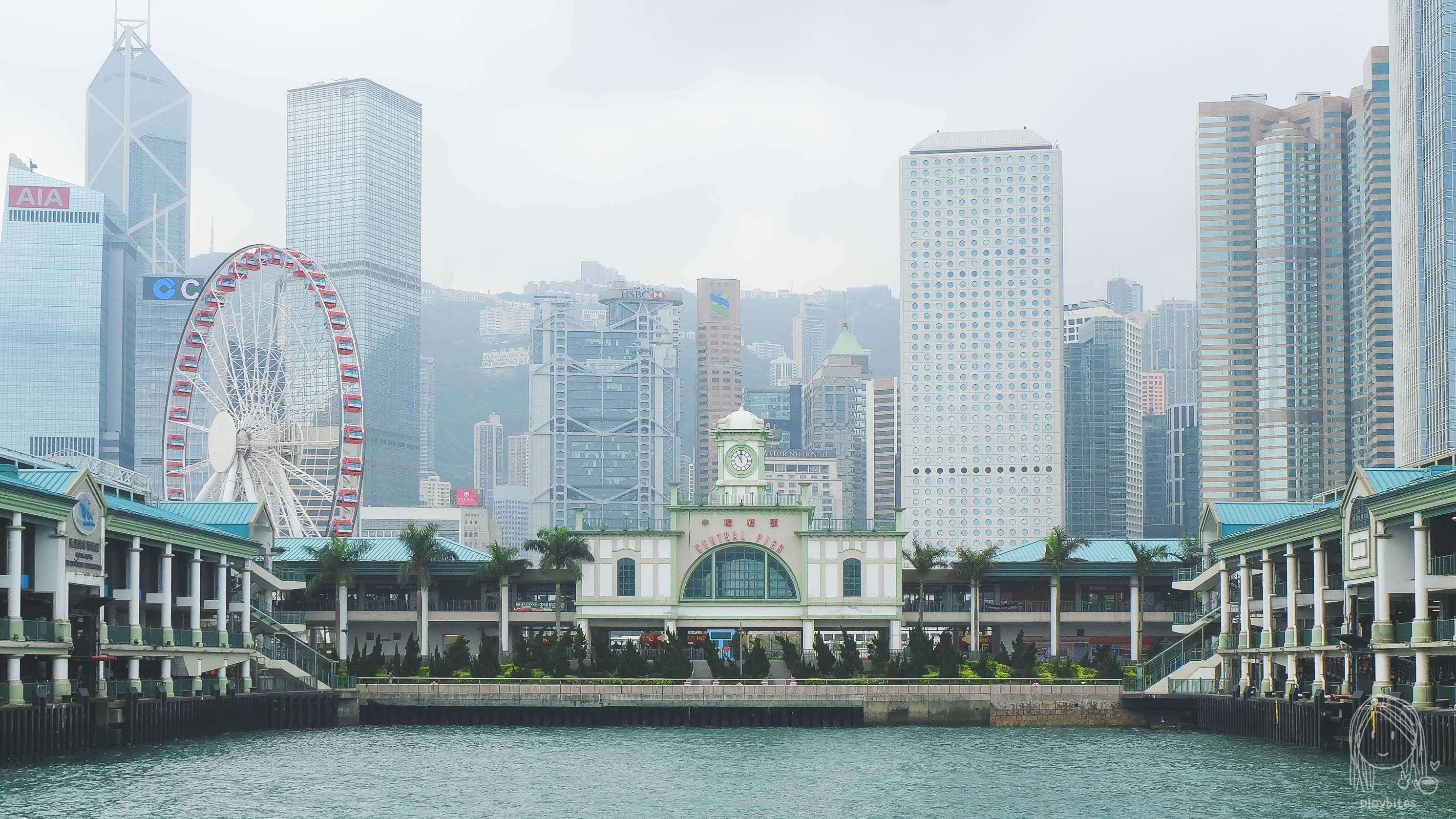 Central Pier Hong Kong Hong Kong Travel Hong Kong New York Skyline