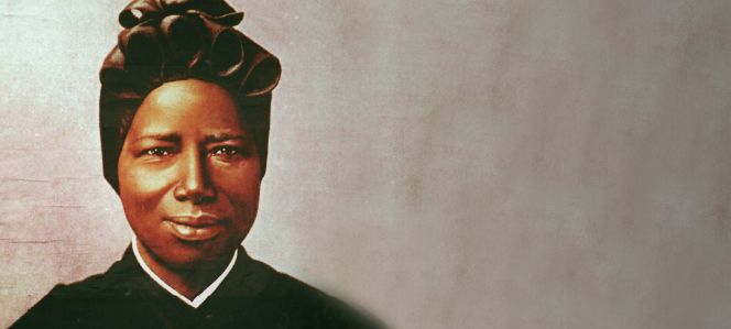 St. Josephine Bakhita and the Door to Holiness | Word On Fire