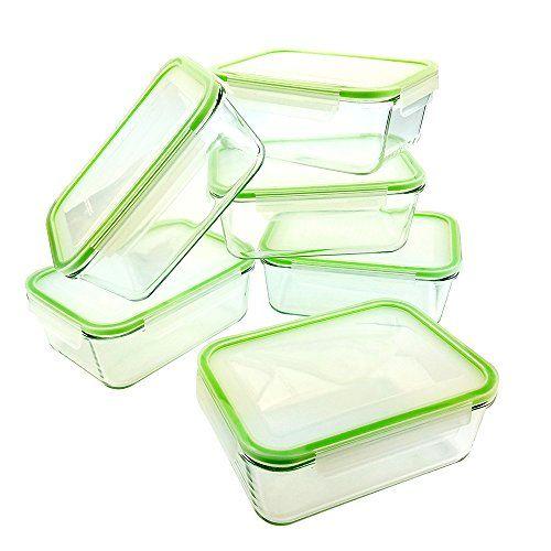 Kinetic Go Green Premium Nano Silver 91 Ounce Rectangular Food