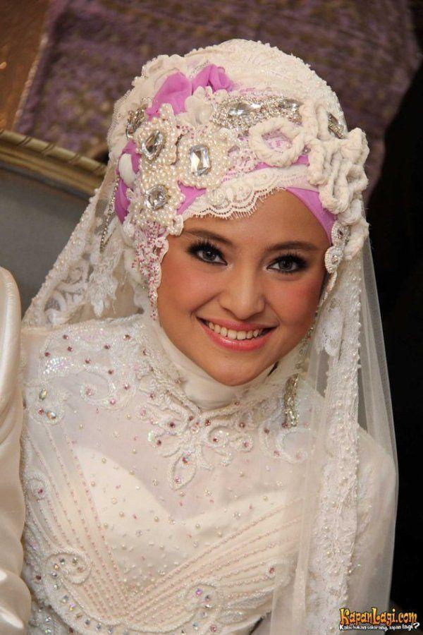 18 Model Hijab Modern 2017 Untuk Akad Nikah Modern Fashion Modern