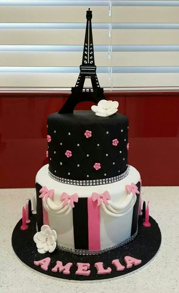 Incredible Paris Cake Paris Birthday Cakes Paris Themed Cakes Paris Cakes Funny Birthday Cards Online Alyptdamsfinfo
