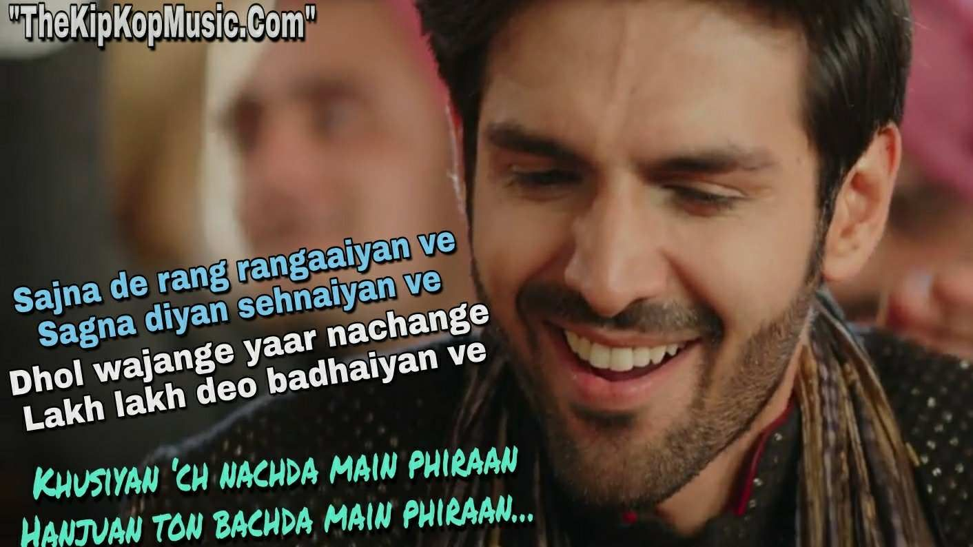 Pin On Tera Yaar Hoon Main Lyrics Quotes Arijit Singh Sonu Ke Titu Ki Sweety
