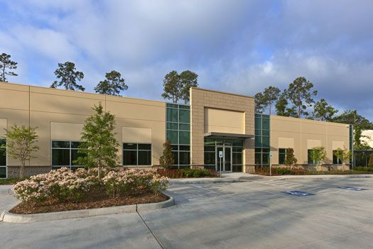 Single Story Medical Buildings Google Search Commercial Renovation Building Design Building Exterior