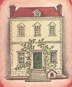 Cover Illustration From The Doll S House By Rumer Godden Dollhouse