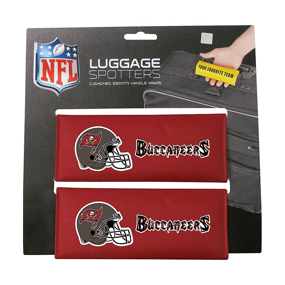 Luggage spotters nfl tampa bay buccaneers nfl tampa bay