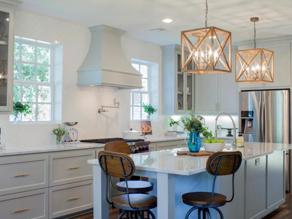 Fixer Upper A Contemporary Update for a
