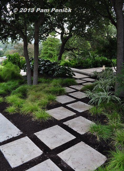 variegated flax lily blooms Pathways Pinterest Jardines - jardines modernos